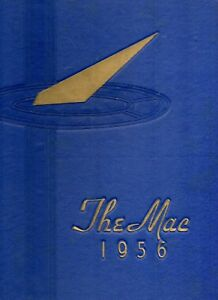 Details about 1956 Yearbook The Mac from Macalester College Saint Paul  Minnesota.