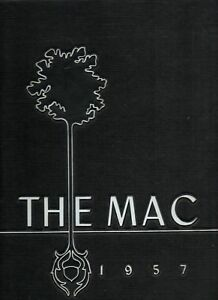 Details about 1957 Yearbook The Mac from Macalester College Saint Paul  Minnesota.