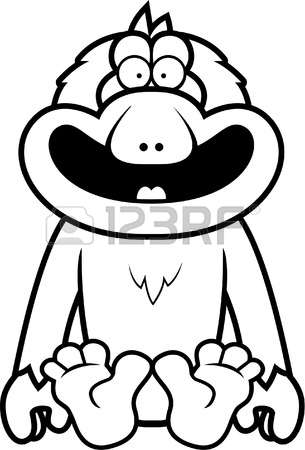 923 A Macaque Stock Vector Illustration And Royalty Free A Macaque.