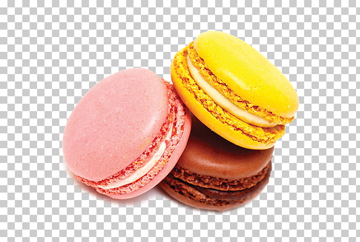 Macaroon French cuisine Macaron Pastry Biscuits, cake PNG.