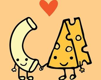 Macaroni Clipart.