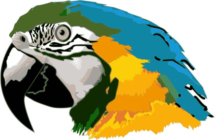 Free to Use & Public Domain Macaw Clip Art.