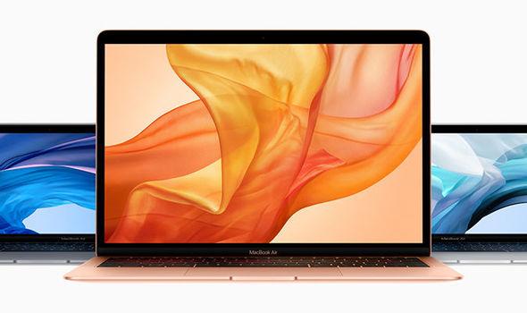 New MacBook Air 2018.