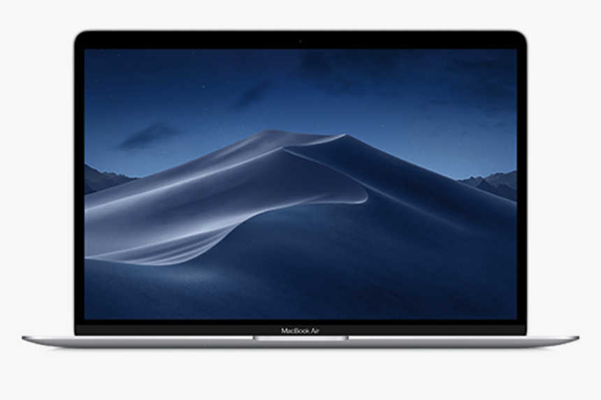 Macbook Air 2018 Space Grey, HD Png Download , Transparent.