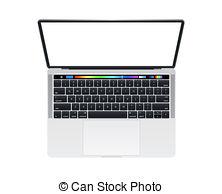 Macbook pro Clip Art and Stock Illustrations. 104 Macbook.