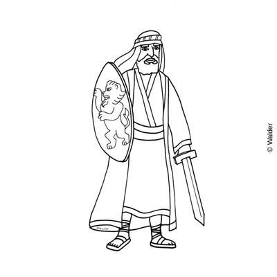 Yehudah Maccabee.
