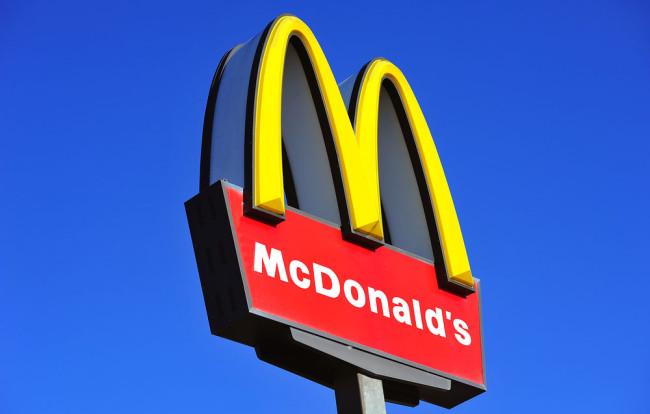 The McDonald\'s Logo Contains A Secret, Subliminal Message.