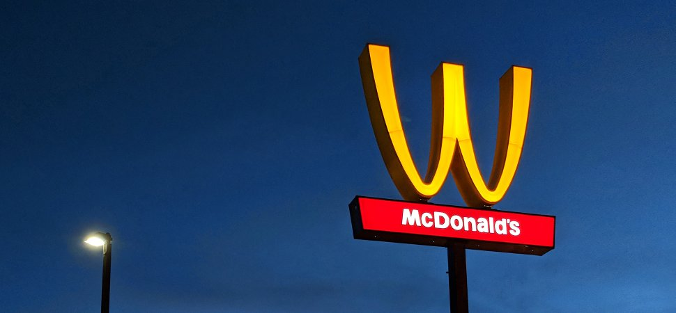 Why McDonald\'s New Logo Change Is the Latest Case of Gender.