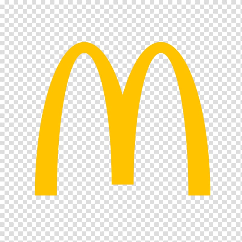McDonalds logo illustration, Hamburger Take.