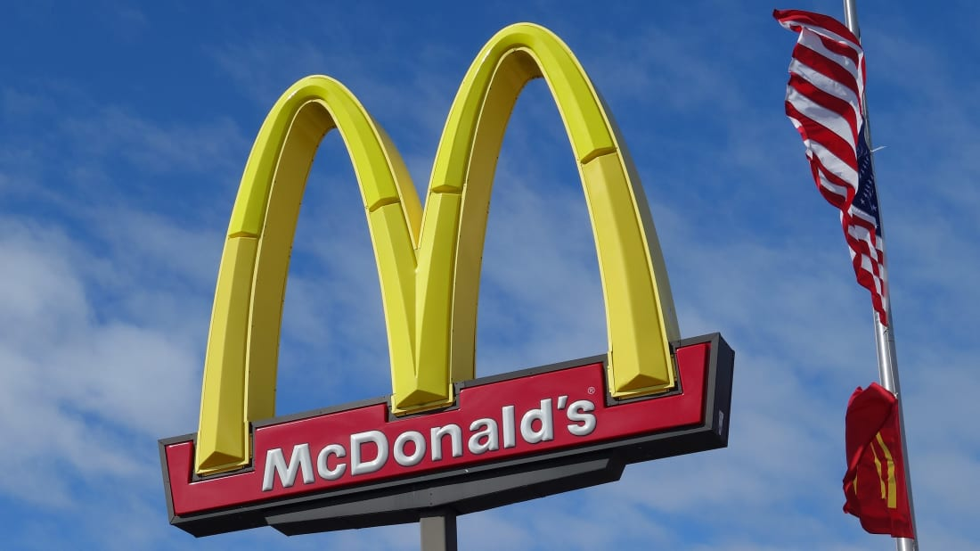 Why the McDonald\'s Logo Uses the Colors Yellow and Red.