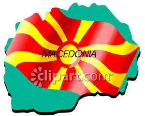 Macedonia_and_Macedonian_Flag_Royalty_Free_Clipart_Picture_090115.