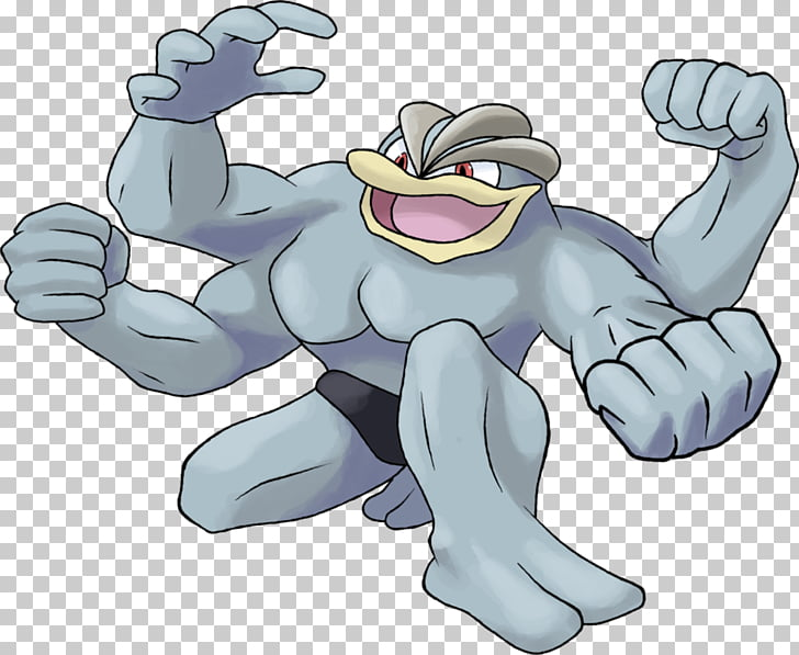 Pokkén Tournament Pokémon X and Y Pokémon GO Machamp Art.