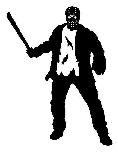 Amazon.com: ValueVinylArt Jason Voorhees (Friday the 13th.