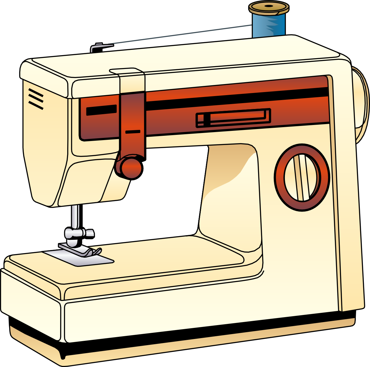 Machine Clipart.