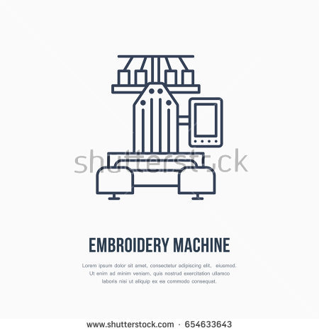 Machine embroidery clipart 4 » Clipart Station.