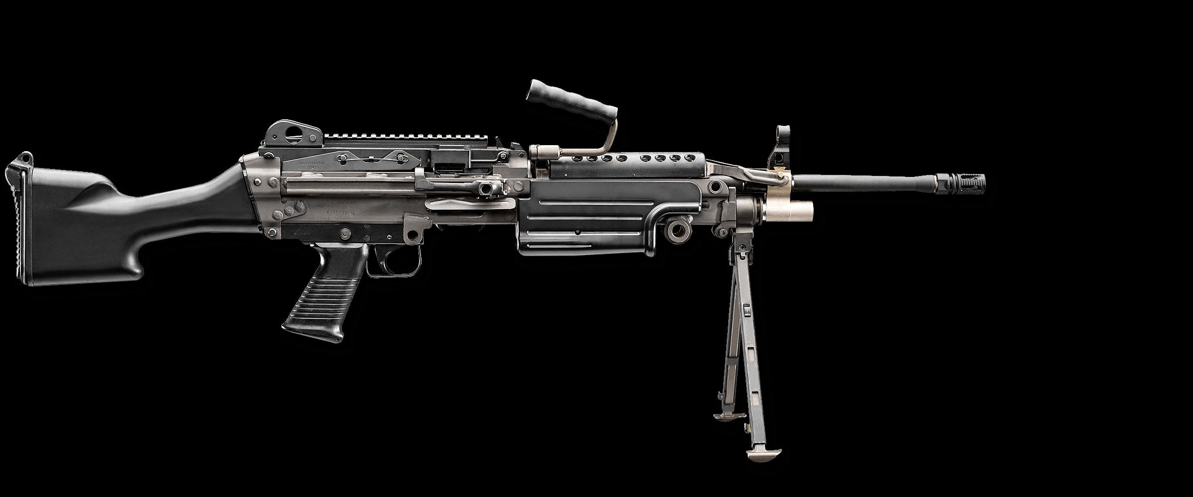 Machine guns clipart