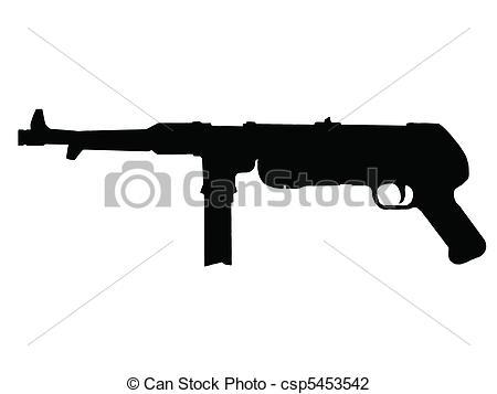 Machine gun Clip Art and Stock Illustrations. 5,196 Machine gun.