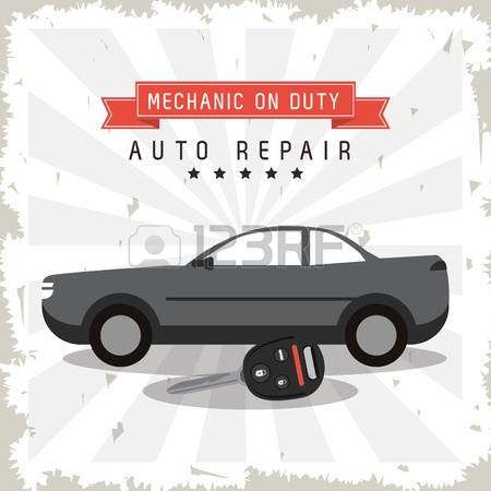0 Key To The Garage Stock Vector Illustration And Royalty Free Key.