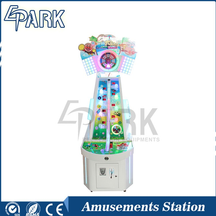 Beautiful Design Crazy Toy 2 Claw Gift Vending Game Machine,Key.