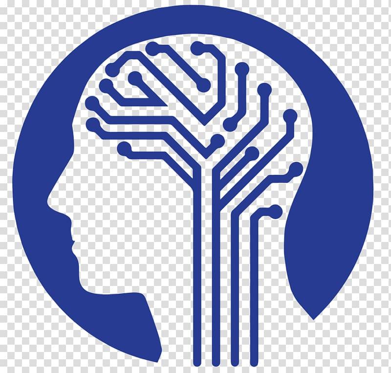 Human intellect illustration, Artificial intelligence Deep.