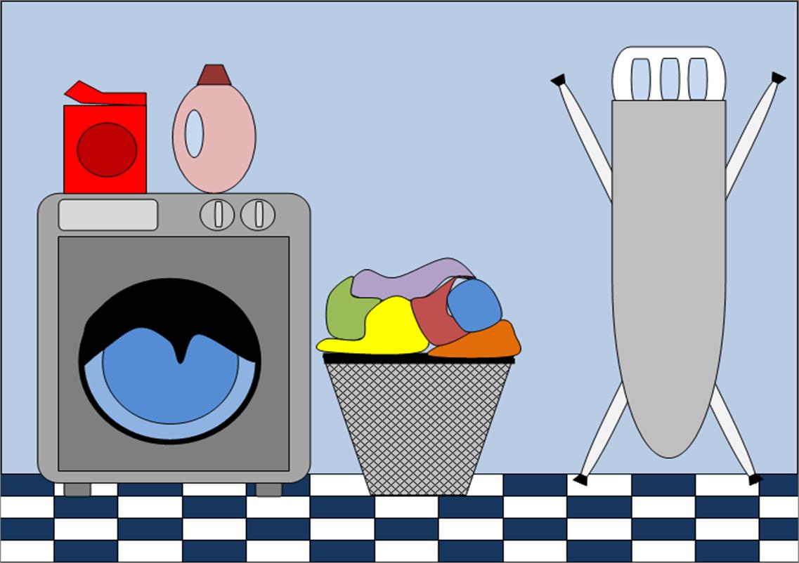 Washingroom.