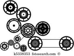 Machinery Clip Art Vector Graphics. 27,982 machinery EPS clipart.