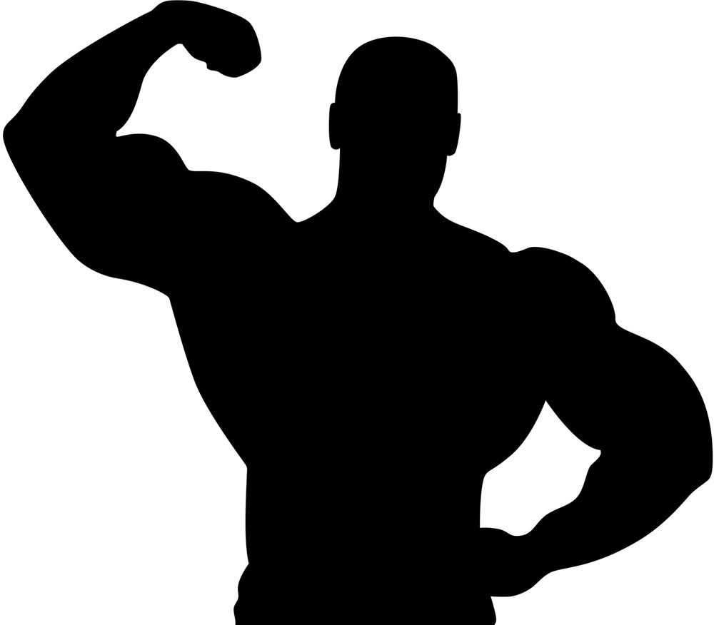 Free Muscle Man Cliparts, Download Free Clip Art, Free Clip.