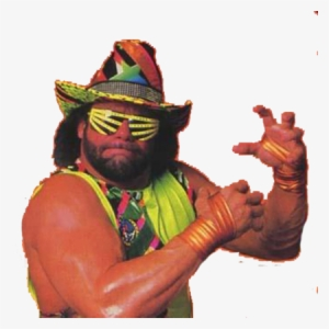 Randy Savage PNG Images.