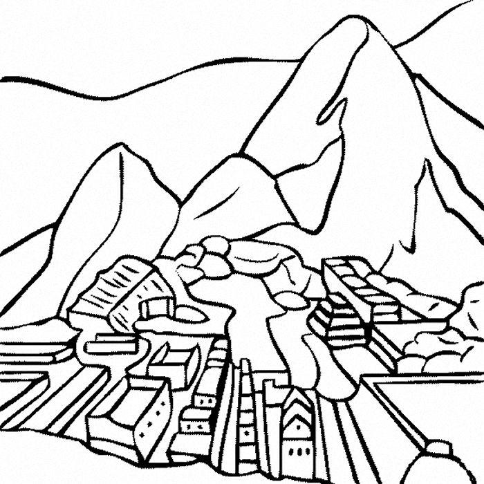 Machu Pichu in 2019.