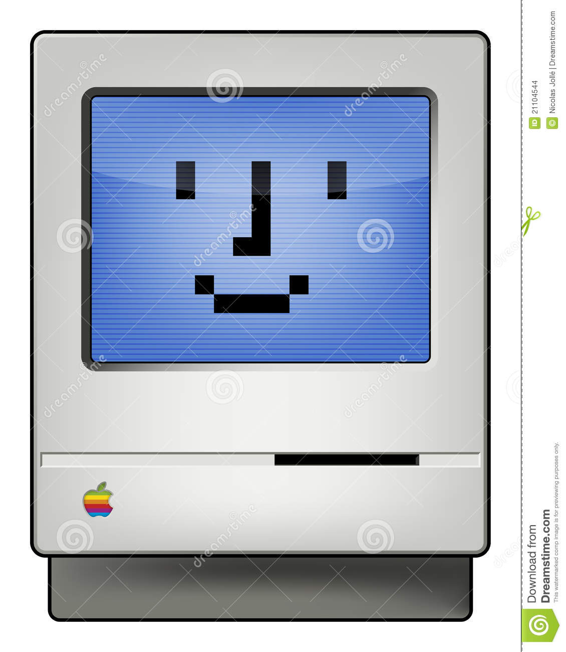 Macintosh Clipart.