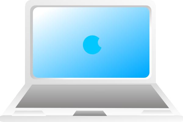 Macbook Clipart.