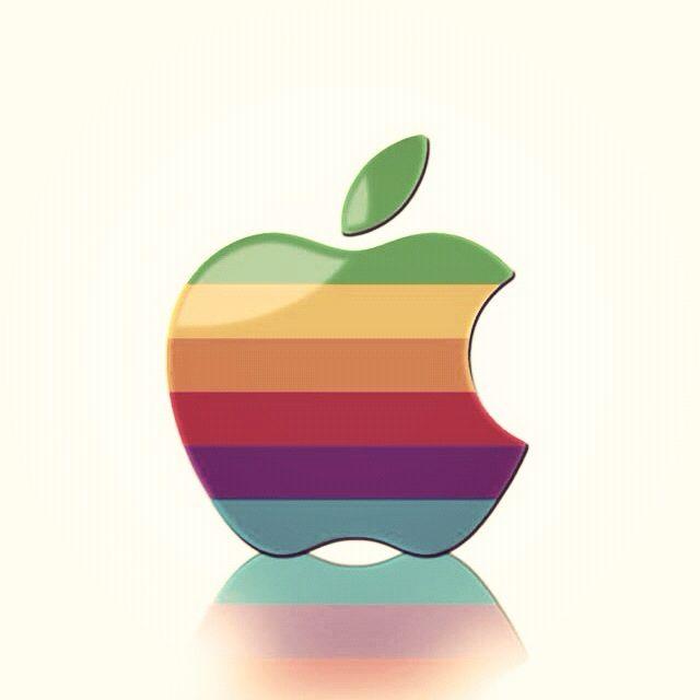 Vintage Apple Macintosh in 2019.