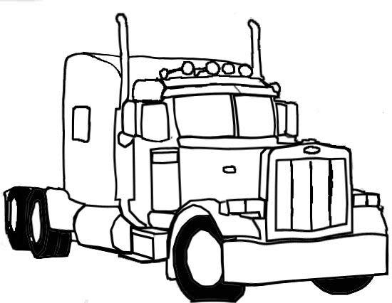 Mack truck clipart Clipground