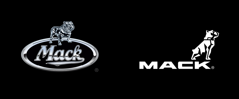 Brand New: New Logo and Identity for Mack Trucks by VSA Partners.