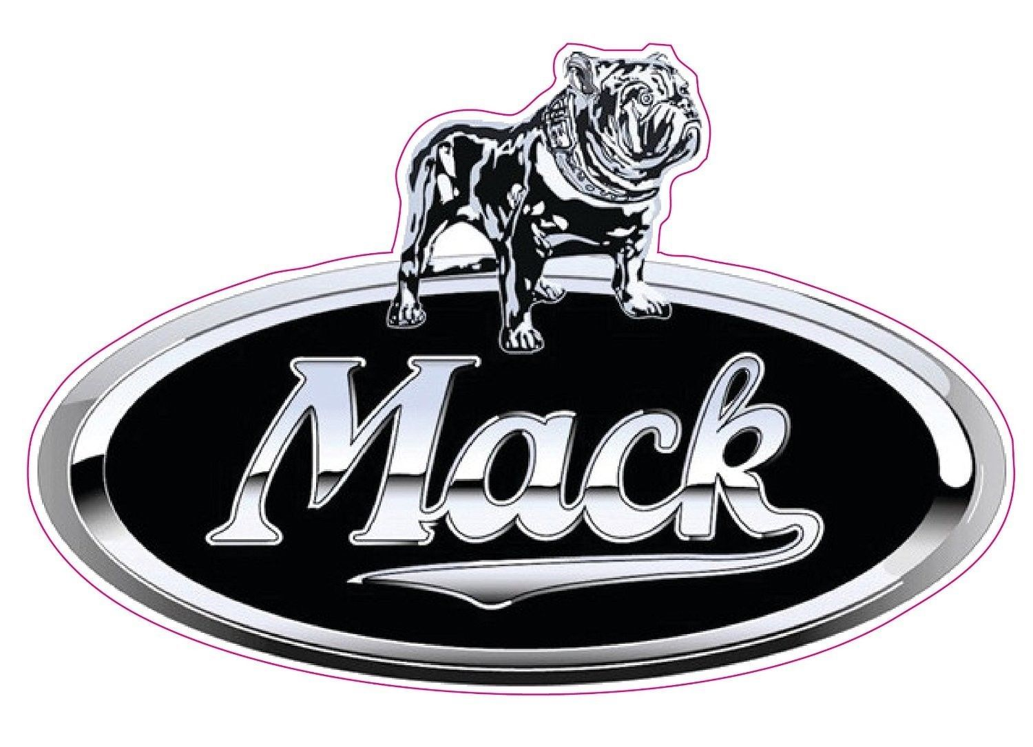Details about Mack Truck Decal 5\
