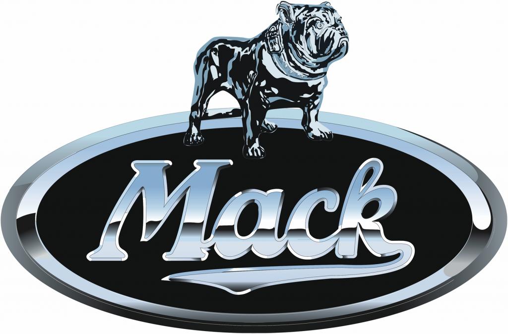 Mack logo.