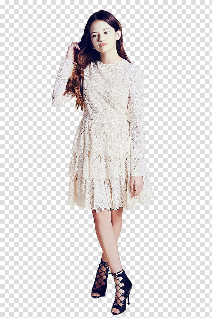 MACKENZIE FOY transparent background PNG clipart.