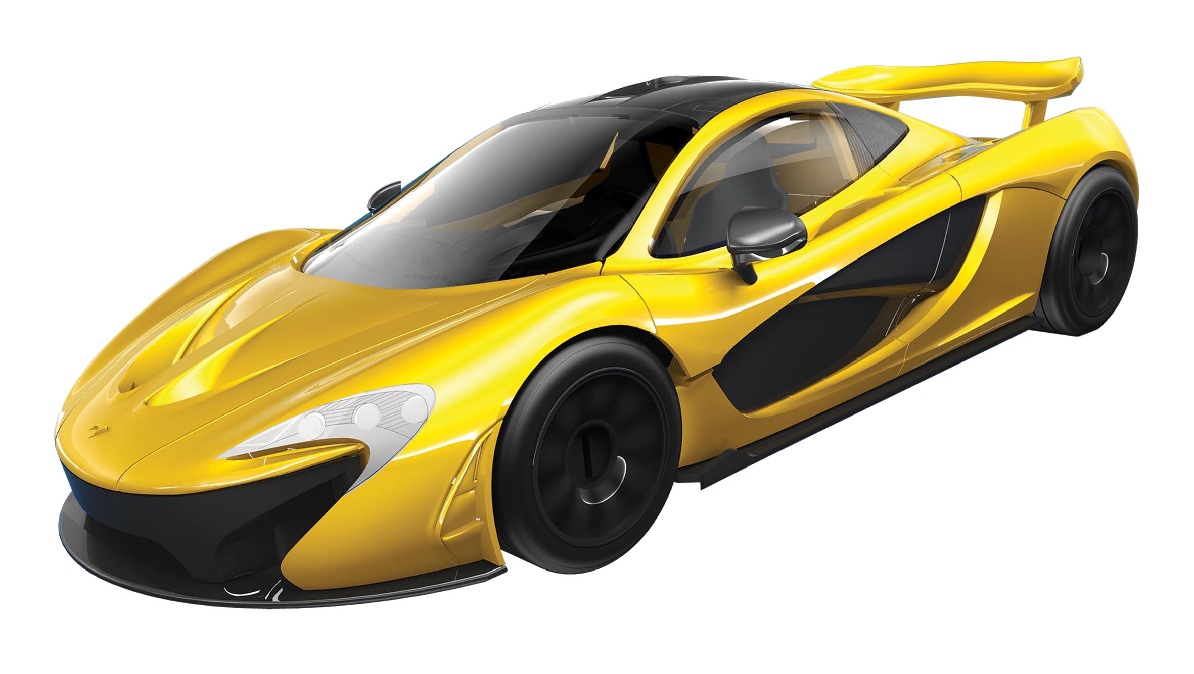 McLaren P1 PNG Transparent Images.