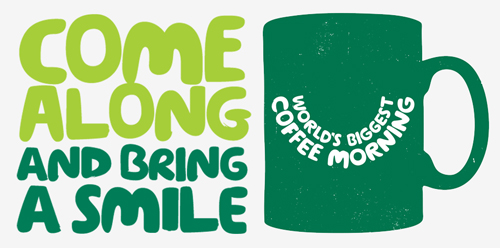 MacMillan Coffee Morning.