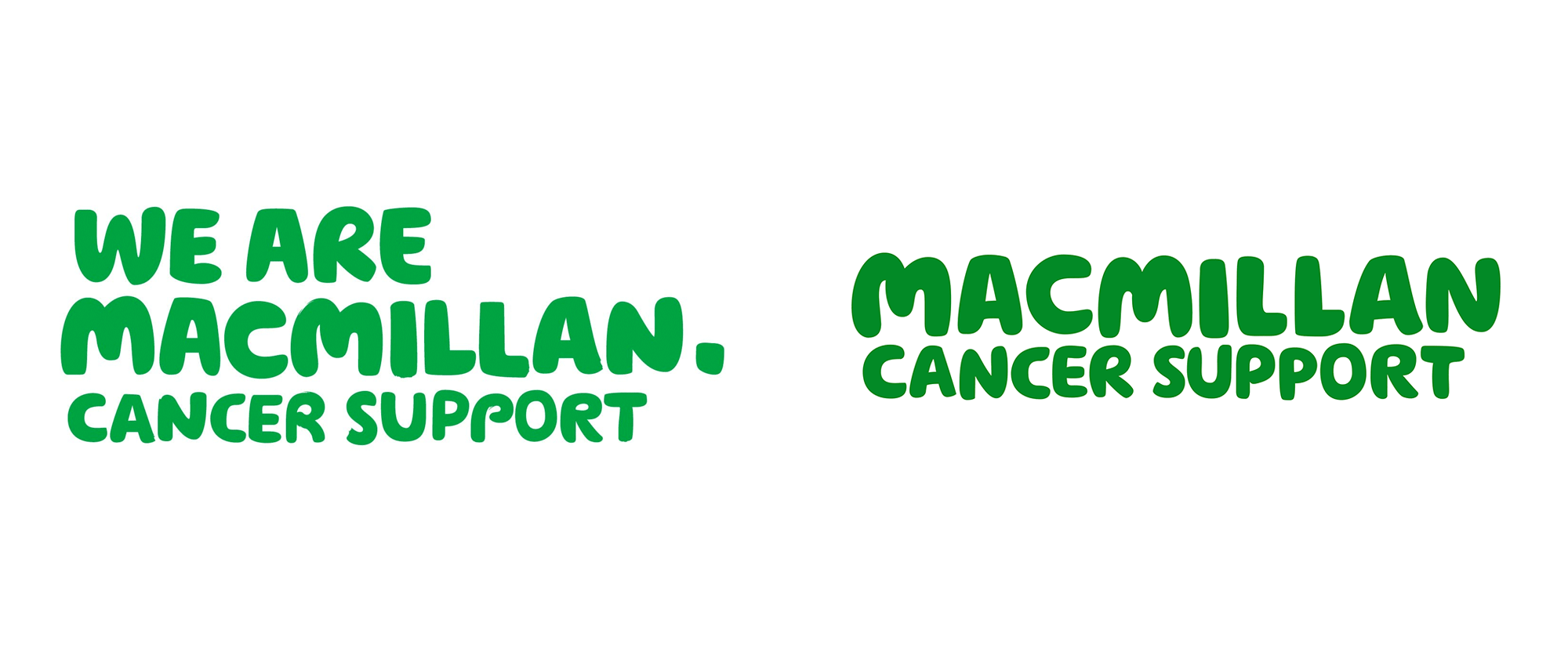 Brand New: New Logo and Identity for Macmillan Cancer.