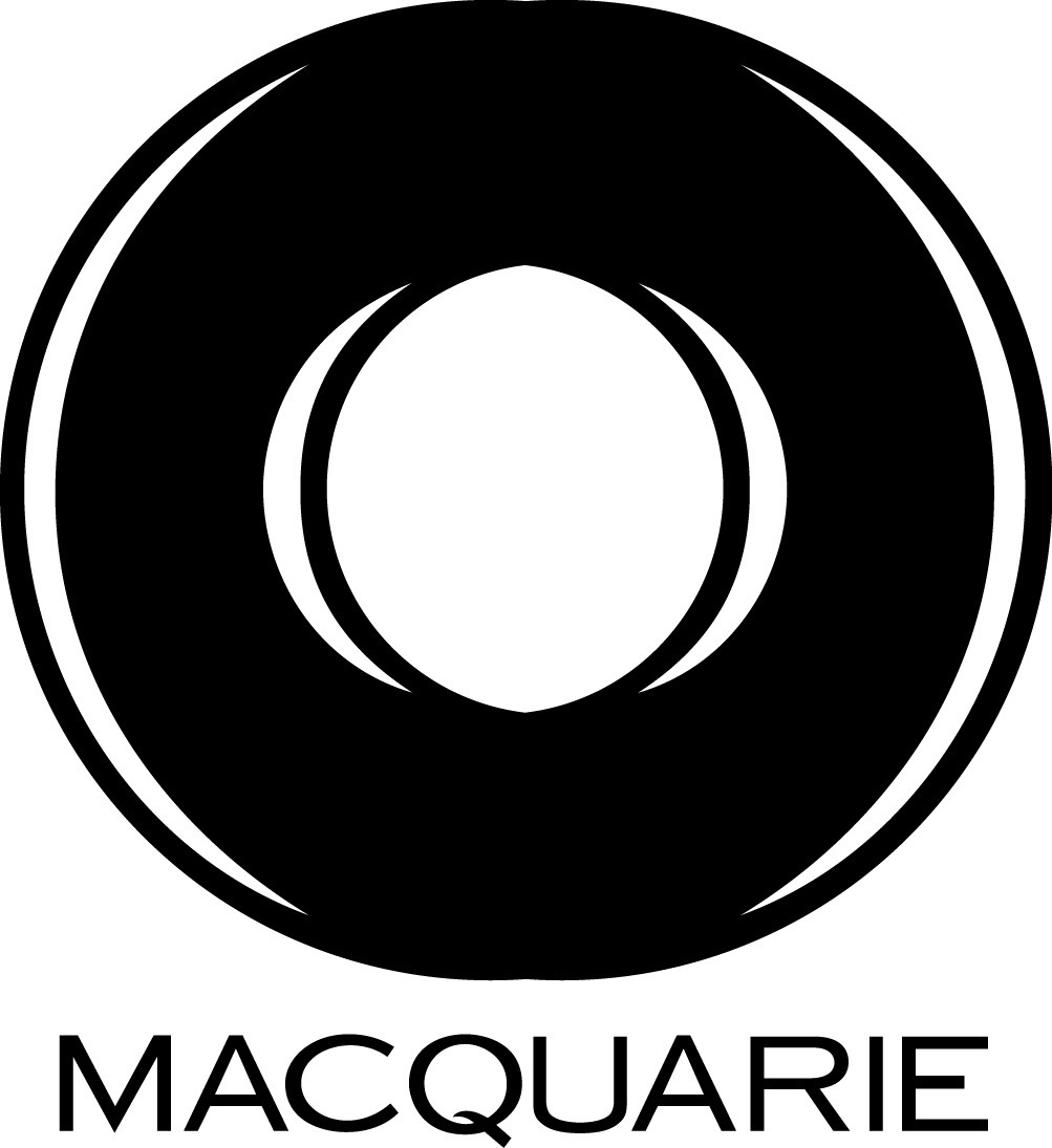 Macquarie Logos.