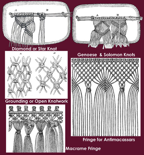 LEARN THREE BASIC MACRAME KNOTS TO CREATE YOUR WALL HANGING.