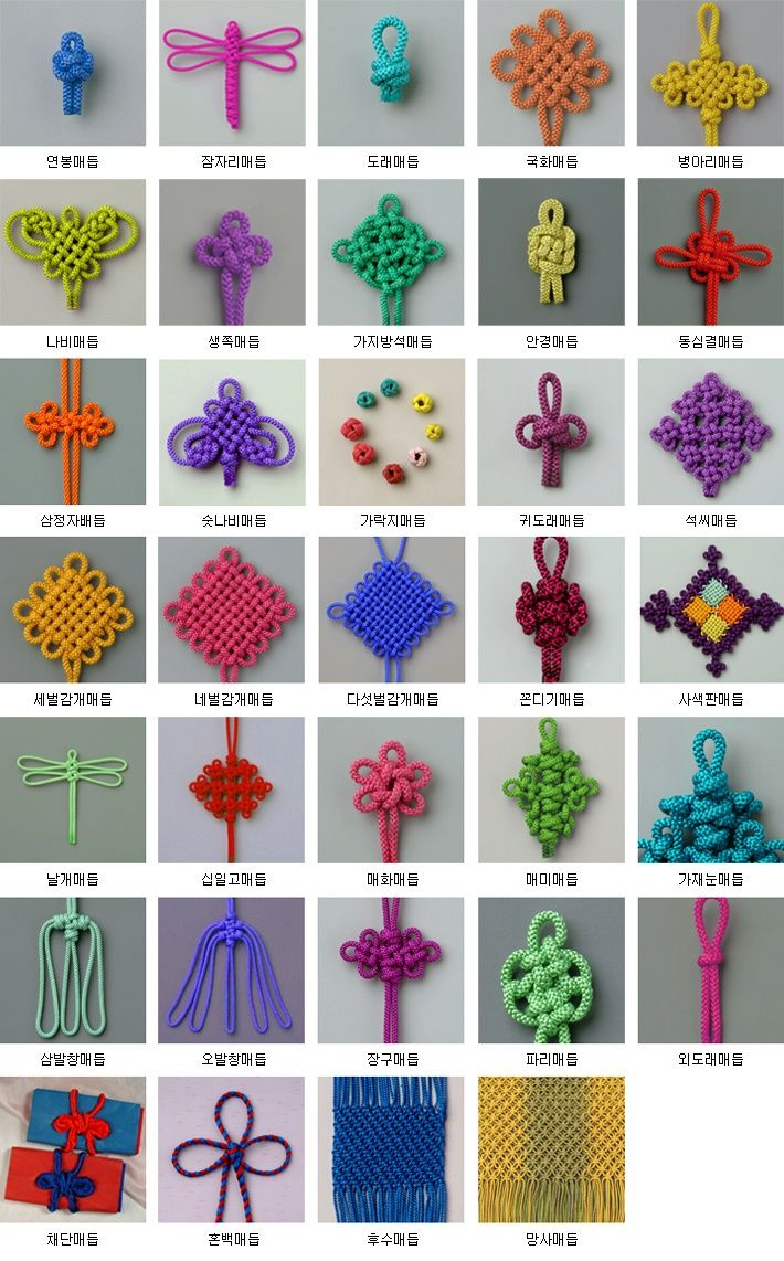 25+ best ideas about Chinese Knotting on Pinterest.