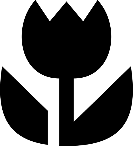 Vector illustration of macro photography icon.