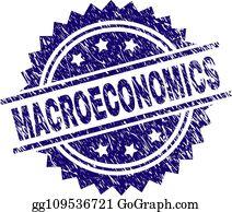 Macroeconomics Clip Art.