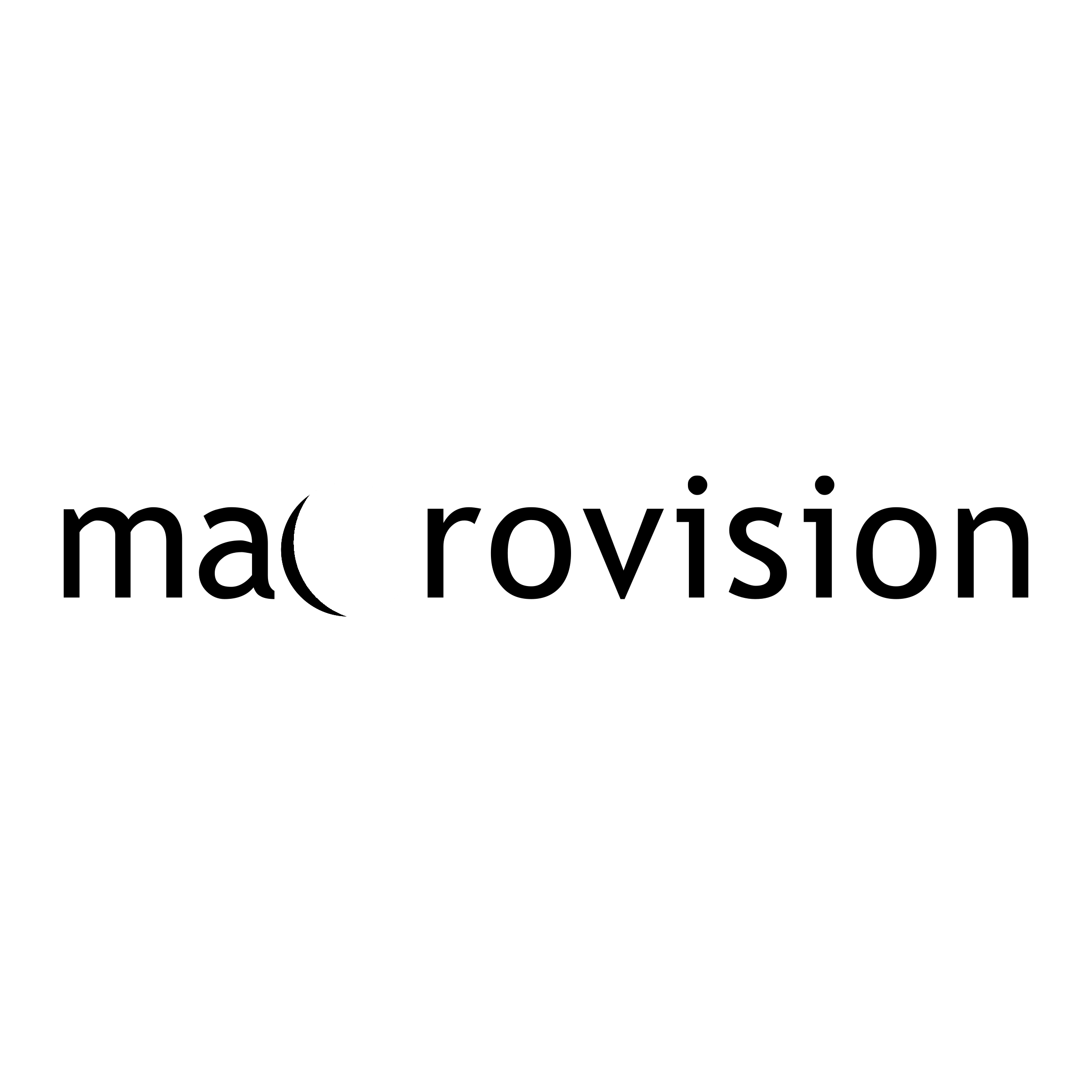 Macrovision Logo PNG Transparent & SVG Vector.