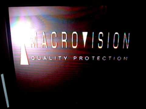 Macrovision Logo.
