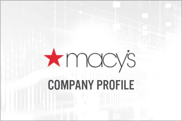 Macy\'s: company profile.