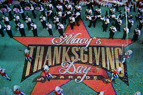 Thanksgiving Day Parade Star Clipart.