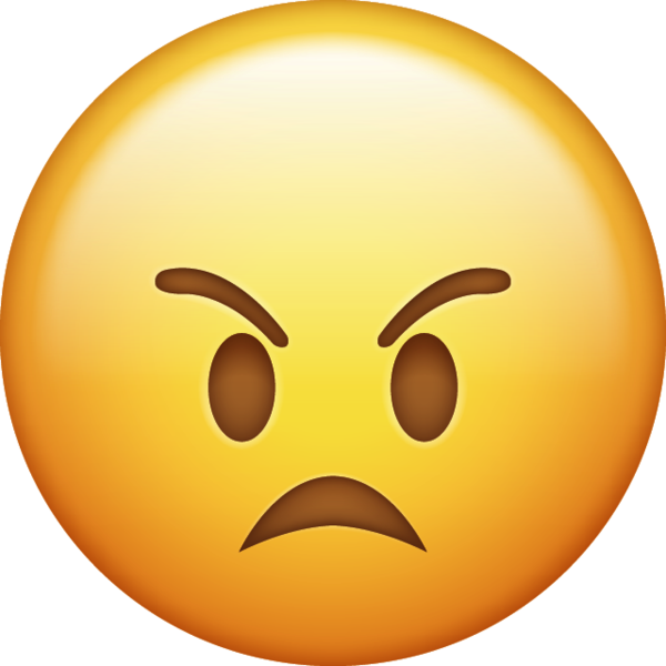 Angry Face Use Like Base64 Clipart64.